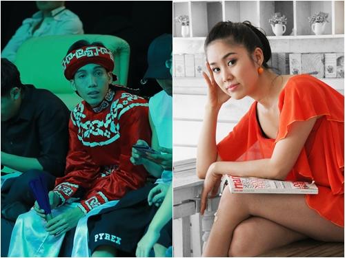"""dien vien hai duong thanh vang: """"toi khong co ac y ha be chi le phuong"""" - 3"""