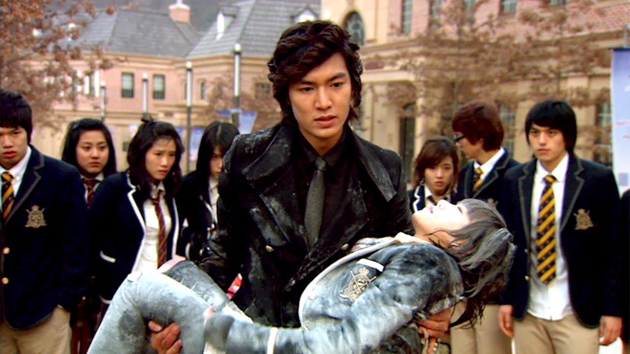 """lee min ho - nam than thich """"vac"""" cac chi gia nhat man anh han - 2"""