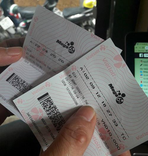 nguòi trúng xỏ só gàn 55 tỷ dòng mua vé tại quạn 5, tp. hcm - 2