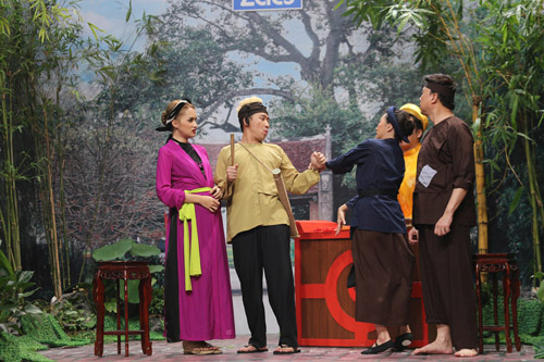 ky tai thach dau: tran thanh to truong giang phai nuoi nha phuong - 8