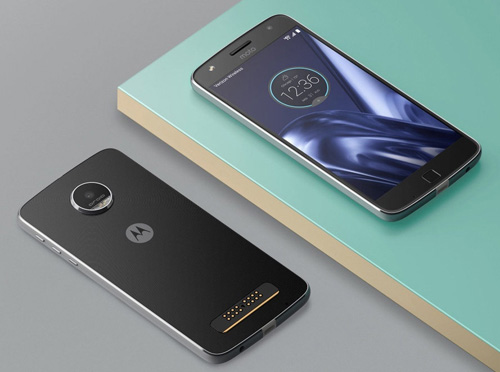 Lenovo trình làng bộ đôi smartphone Moto Z, Moto Z Play-2
