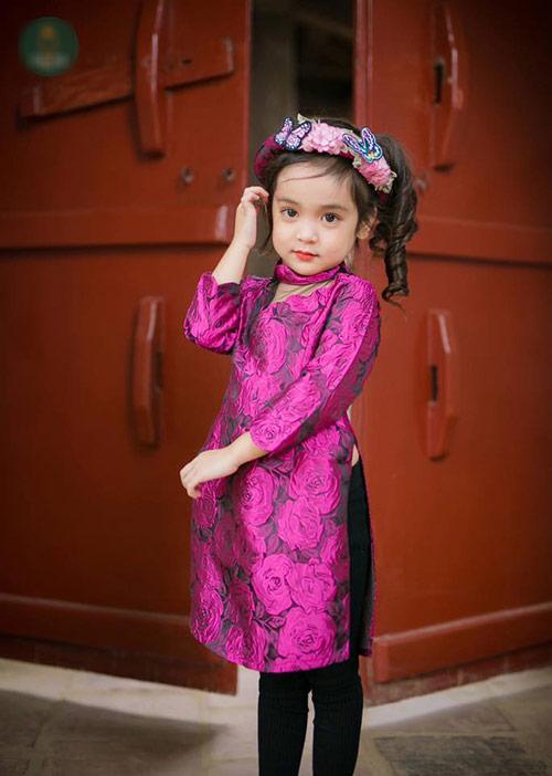 """Bé gái Hà Nội được hứa hẹn """"sinh ra để làm hoa hậu""""-11"""