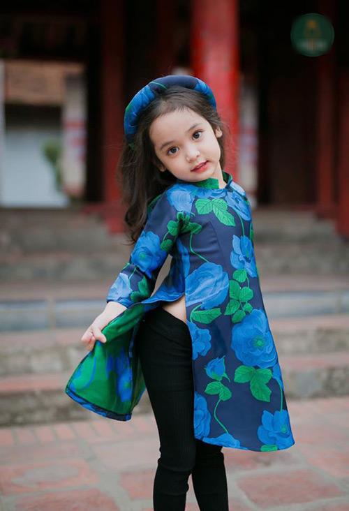 """Bé gái Hà Nội được hứa hẹn """"sinh ra để làm hoa hậu""""-17"""