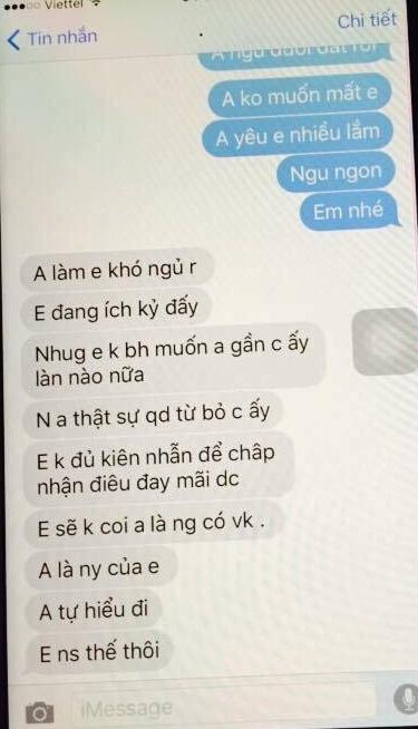 chong khum num nhan tin xin phep bo cho duoc nam cung vo gay phan no mxh - 4