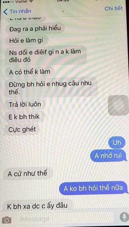 chong khum num nhan tin xin phep bo cho duoc nam cung vo gay phan no mxh - 7