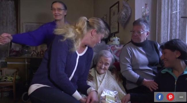 Thì ra đây chính là bí quyết sống vượt thế kỷ của cụ già nhiều tuổi nhất thế giới-3