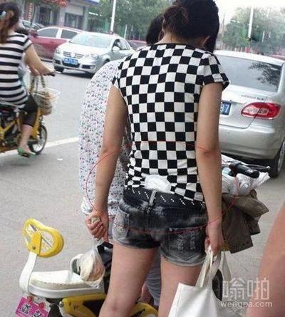Xấu hổ với những thảm họa thời trang đường phố của các cô gái đoảng - 8
