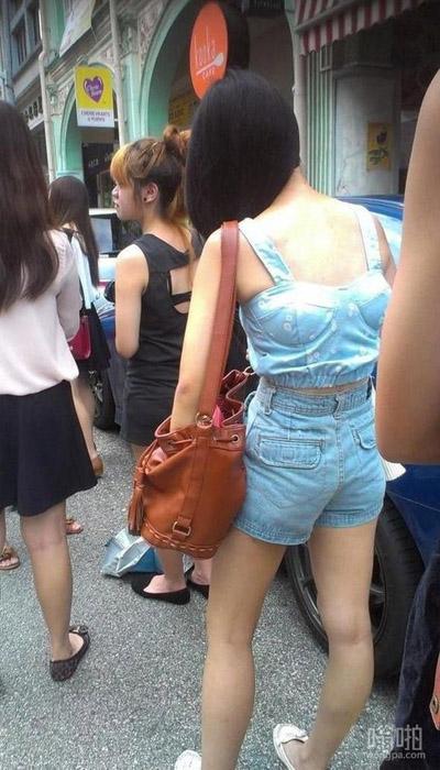 Xấu hổ với những thảm họa thời trang đường phố của các cô gái đoảng - 1