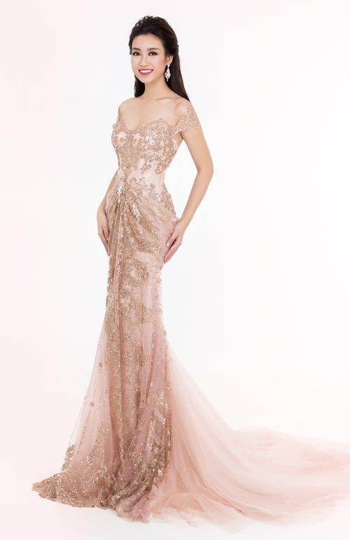 Cùng một chiếc váy, Hoa hậu Mỹ Linh - ca sĩ Thanh Thảo ai đẹp hơn? - 2