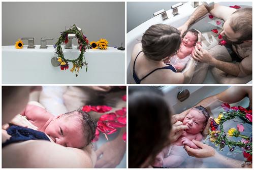 """Hình ảnh toàn bộ quá trình đẻ thường """"không thể thật hơn"""" của bà mẹ trẻ - 15"""