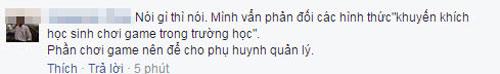 tam thu gay bao cua phu huynh phan doi tro game online nap tien to chuc trong truong hoc - 3