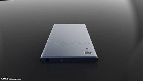 ro ri smartphone xperia xa the he 2: cong usb-c, vien man hinh mong - 1