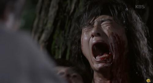 """hwarang tap 2: khan gia dau xot chia tay """"hoang tu chau a"""" lee kwang soo - 5"""