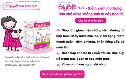 cach tri ho dom, so mui khong khang sinh cuc chuan cua ba ngoai thong thai - 4