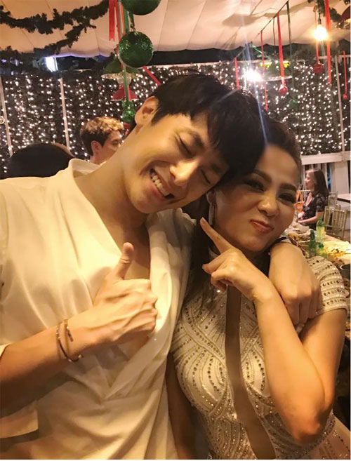 khanh thi muon con trai hoc hat bang kieu - 6
