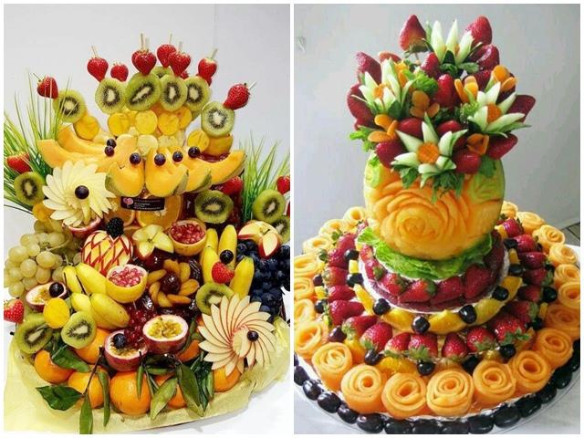 Các ý tưởng hấp dẫn để mẹ bày mâm cỗ hoa quả cho bé đón Trung thu