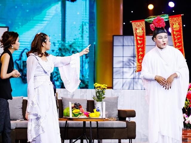 Tái xuất làng hài sau khi lấy vợ, Lê Dương Bảo Lâm giúp đồng nghiệp thắng giải
