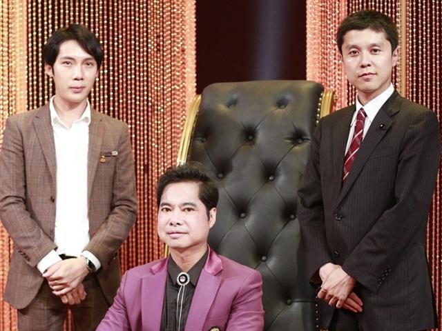 Chính trị gia Nhật Bản lặn lội sang Việt Nam xem thầy Ngọc Sơn làm giám khảo