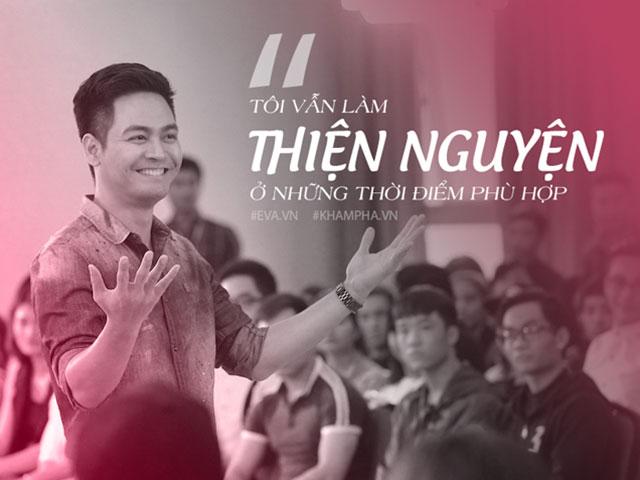 MC Phan Anh: Tôi vẫn làm thiện nguyện ở những thời điểm phù hợp