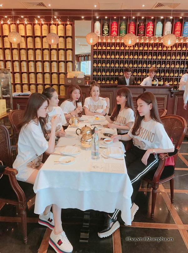 """Sài Gòn có 8 nàng hot mom """"nghiêng nước nghiêng thành"""" lại khéo chăm con - 4"""