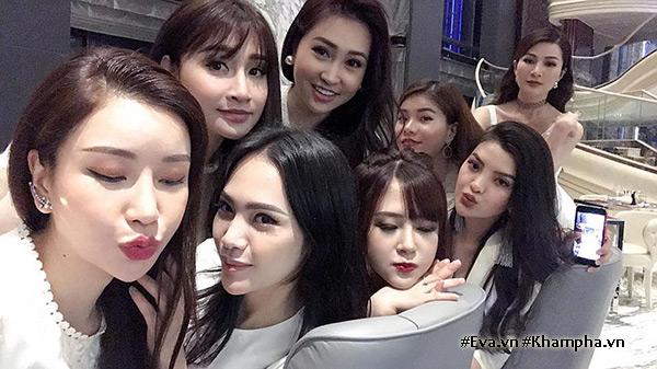 """Sài Gòn có 8 nàng hot mom """"nghiêng nước nghiêng thành"""" lại khéo chăm con - 2"""