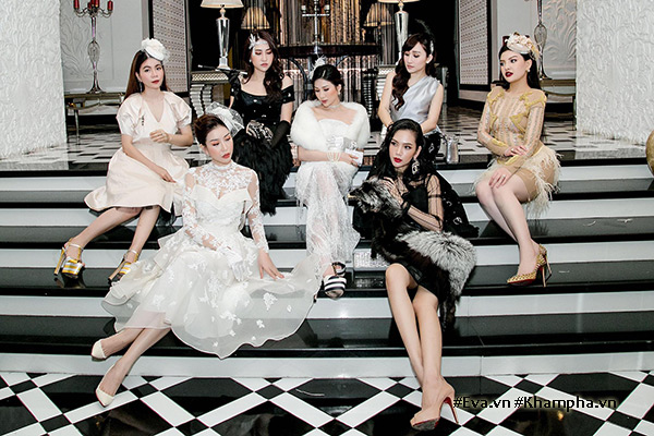 """Sài Gòn có 8 nàng hot mom """"nghiêng nước nghiêng thành"""" lại khéo chăm con - 9"""