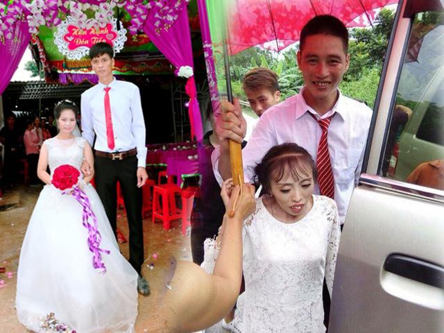 Khách mời đứng hình, dân tình xôn xao vì đám cưới của các cặp đôi đũa lệch