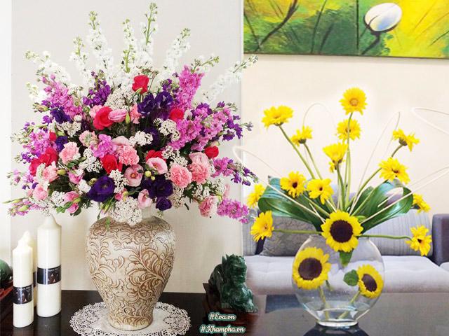 Mẹ Hà Nội gợi ý những cách cắm hoa mùa thu đẹp nhất khiến ngàn chị em mê mẩn