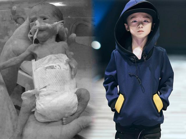 Hành trình cùng con sinh non 1,2kg trở thành siêu mẫu nhí tài năng của mẹ đơn thân Hà Nội