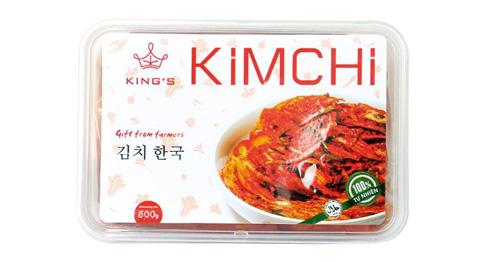 King's Kim Chi – bí quyết hàng triệu món ngon đúng điệu Hàn