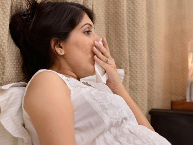 Bà bầu bị ho có ảnh hưởng đến thai nhi không?