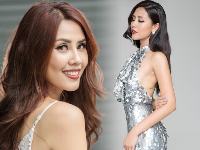 Người đẹp Nguyễn Thị Loan nói về tin đồn có đại gia chống lưng