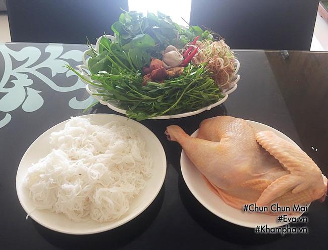 Cách nấu lẩu gà lá giang ngon nhâm nhi ngày lạnh chuẩn vị miền Tây - 1