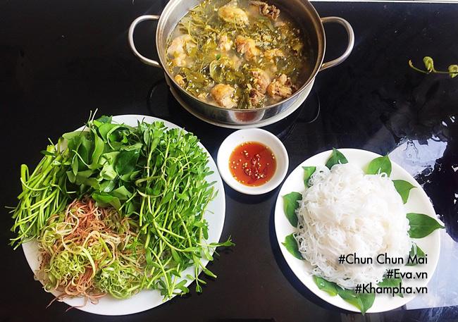 Cách nấu lẩu gà lá giang ngon nhâm nhi ngày lạnh chuẩn vị miền Tây - 4