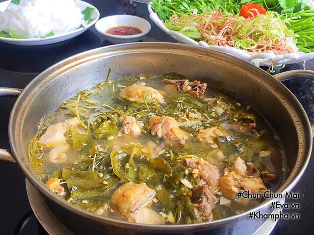 Cách nấu lẩu gà lá giang ngon nhâm nhi ngày lạnh chuẩn vị miền Tây - 5