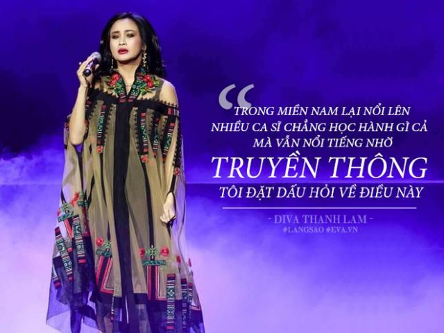 Những phát ngôn của diva Thanh Lam từng gây náo loạn showbiz Việt