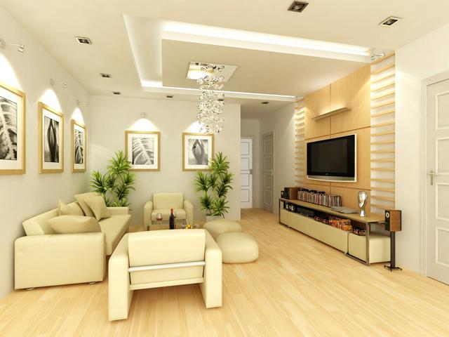 Thiết kế nội thất phòng khách cần tránh ngay những điều kiêng kị này