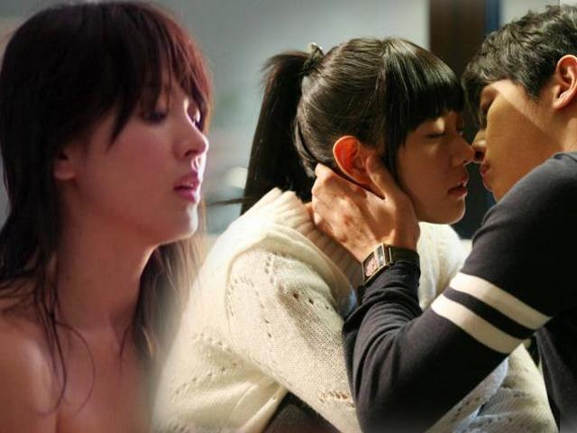 Trước đám cưới, Song Hye Kyo – Song Joong Ki đã đóng những cảnh vượt rào như thế nào?
