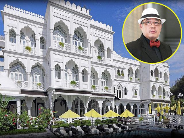 Lâu đài 15 triệu đô của ông chủ Khaisilk hoành tráng đến mức nào?