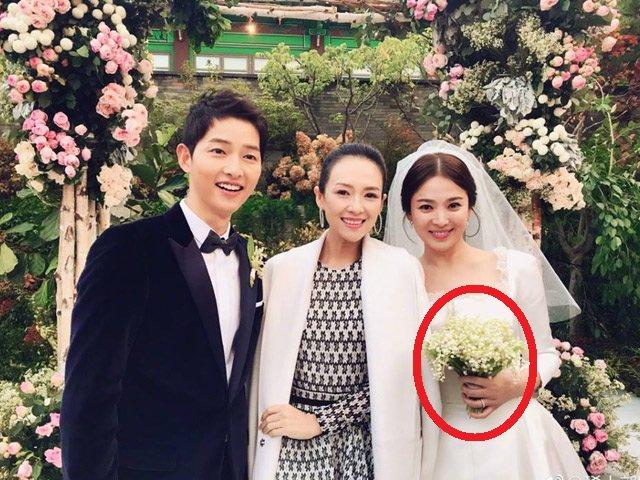 Loại hoa mà Song Hye Kyo cầm trong đám cưới có gì đặc biệt mà đắt đỏ đến thế?