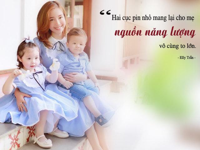 Những bức tâm thư viết cho con khiến người mến mộ nghẹn ngào của 4 mẹ bỉm sữa showbiz Việt