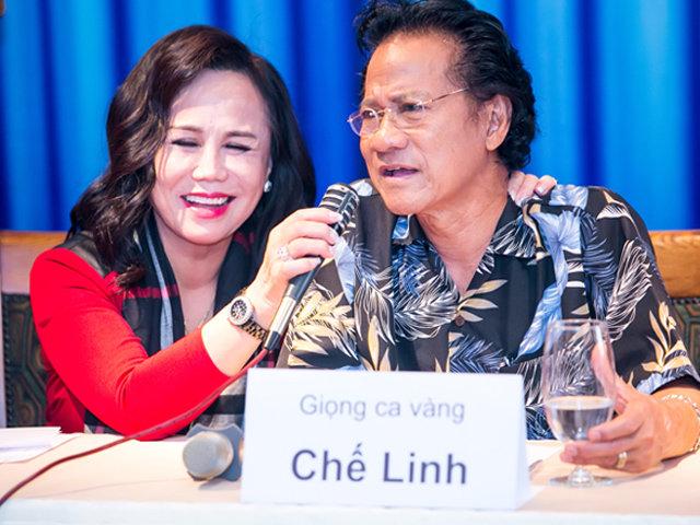 Danh ca Thanh Tuyền chia sẻ về người yêu kiếp trước Chế Linh