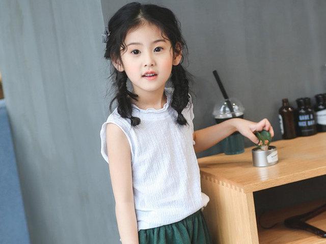 Mẫu nhí có vẻ đẹp giống hệt Trương Bá Chi được ví như tiểu tiên nữ