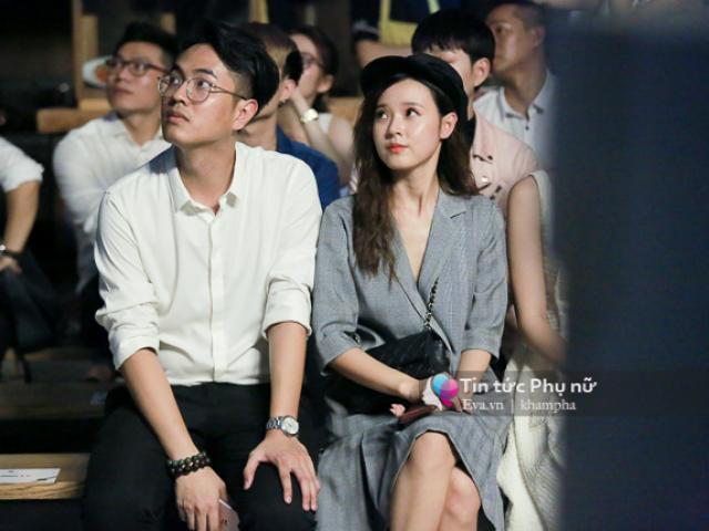HOT: Midu công khai xuất hiện bên bạn trai mới từng là bạn thân Phan Thành