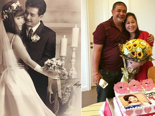 Điều ẩn giấu sau mối tình của NSND Hồng Vân và người chồng kém 3 tuổi