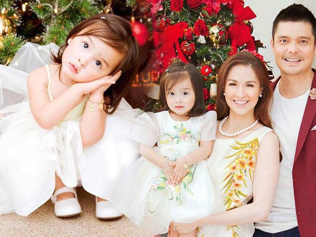 Nếu Marian Rivera là mỹ nhân đẹp nhất Philippines, con gái Zia chính là sao nhí đáng yêu nhất