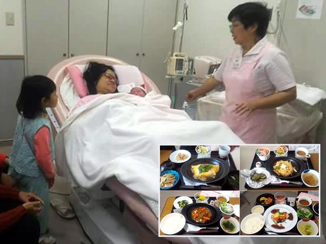 Đi đẻ ở Nhật, mẹ Việt xuýt xoa thế mới biết thiên đường là có thật!