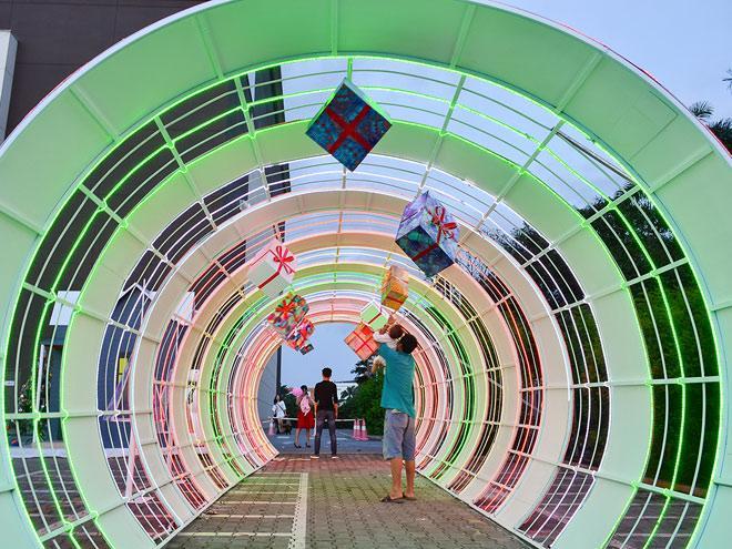 noel 2018 o binh duong Giáng sinh này Aeon Mall Bình Dương Canary sẽ mang đến điều gì đặc  noel 2018 o binh duong