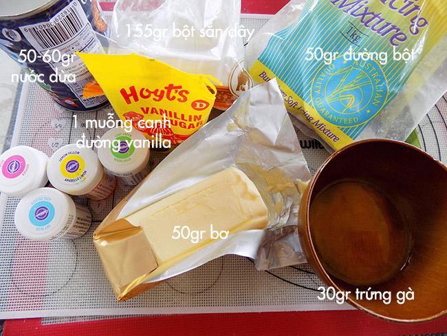 Cách làm bánh men giòn tan, chuẩn ngon như ngoài hàng - hình ảnh 1