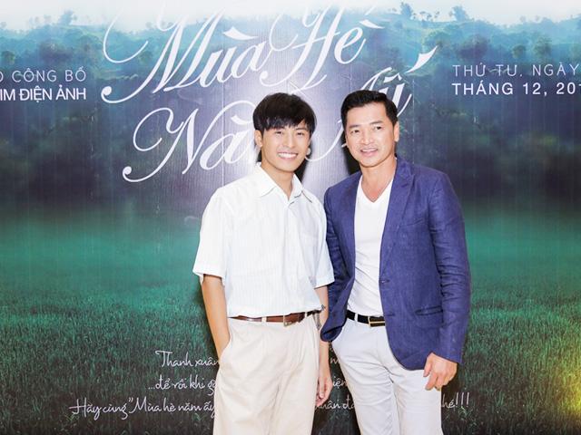Quang Minh chịu đóng phim mới vì thấy quá giống chuyện tình của anh và Hồng Đào